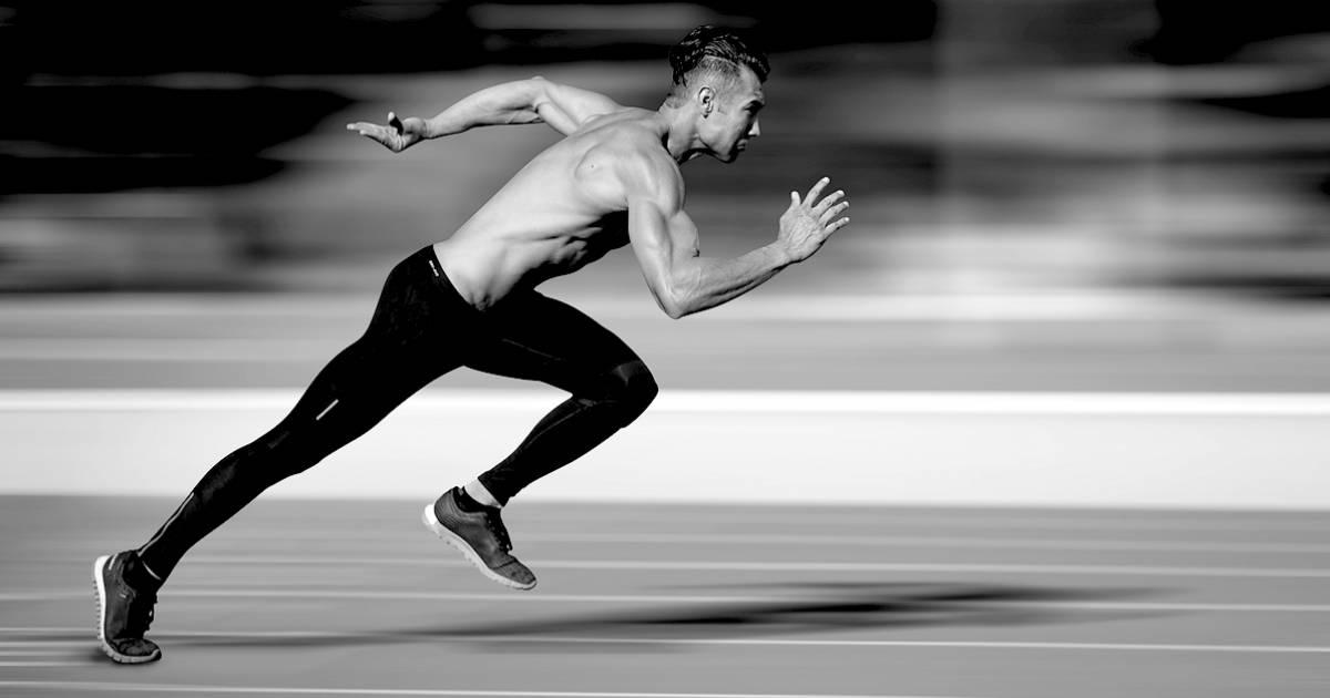 Sprinten kickboksen